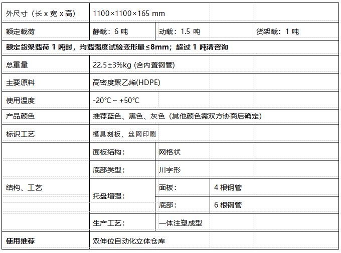 GY-11111DCW-01 网格川字托盘(图1)